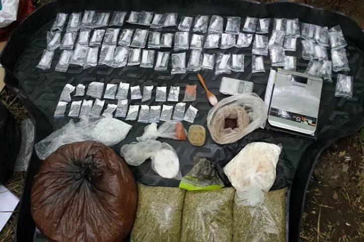 Четыре человека задержаны в Прикамье по подозрению в продаже «синтетики»