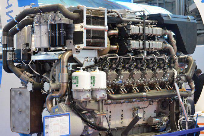 Совместное предприятие по выпуску высокооборотных двигателей создано в России