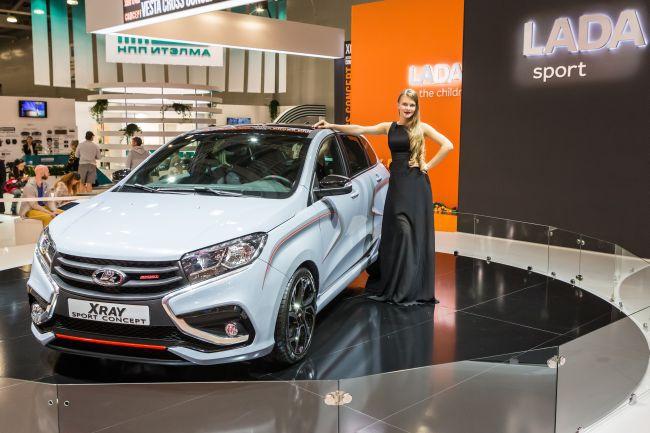 «АвтоВАЗ» выпустит две новые спортивные модификации Lada Vesta