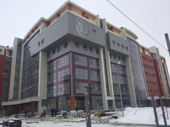 Новый перинатальный центр открыли в Ульяновске