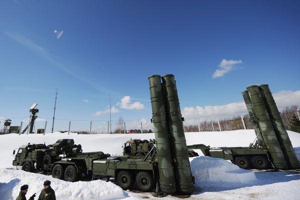 В Крыму разместят второй дивизион системы С-400