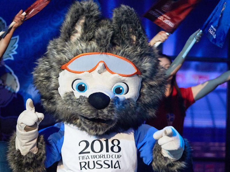 Волк Забивака встретит 2018 год в Самаре