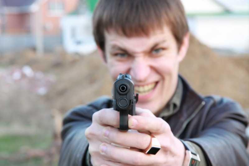 Подростки устроили стрельбу на территории ульяновского лицея