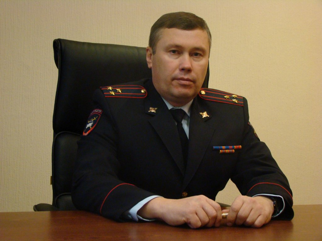 Начальник кировской ГИБДД задержан по подозрению в создании ОПГ
