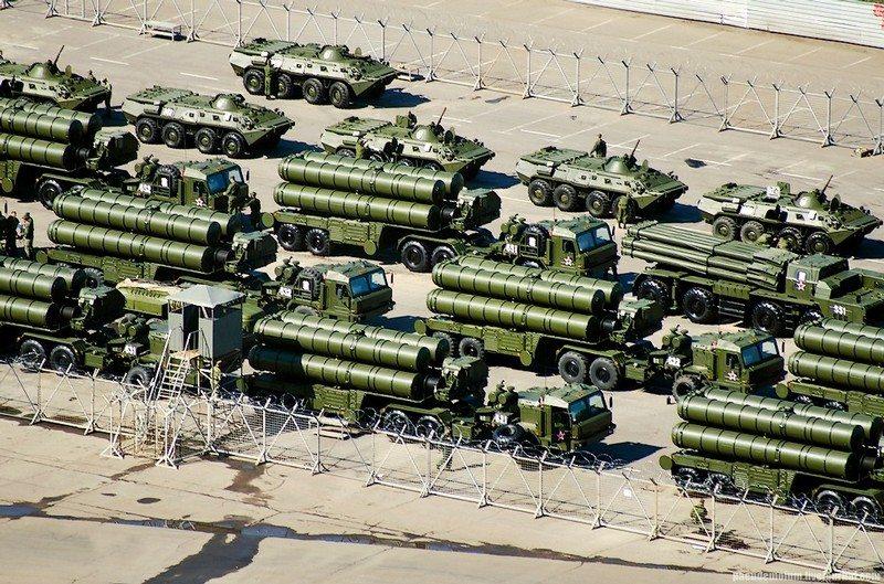 Россия начала поставки системы С-400 «Триумф» в Китай
