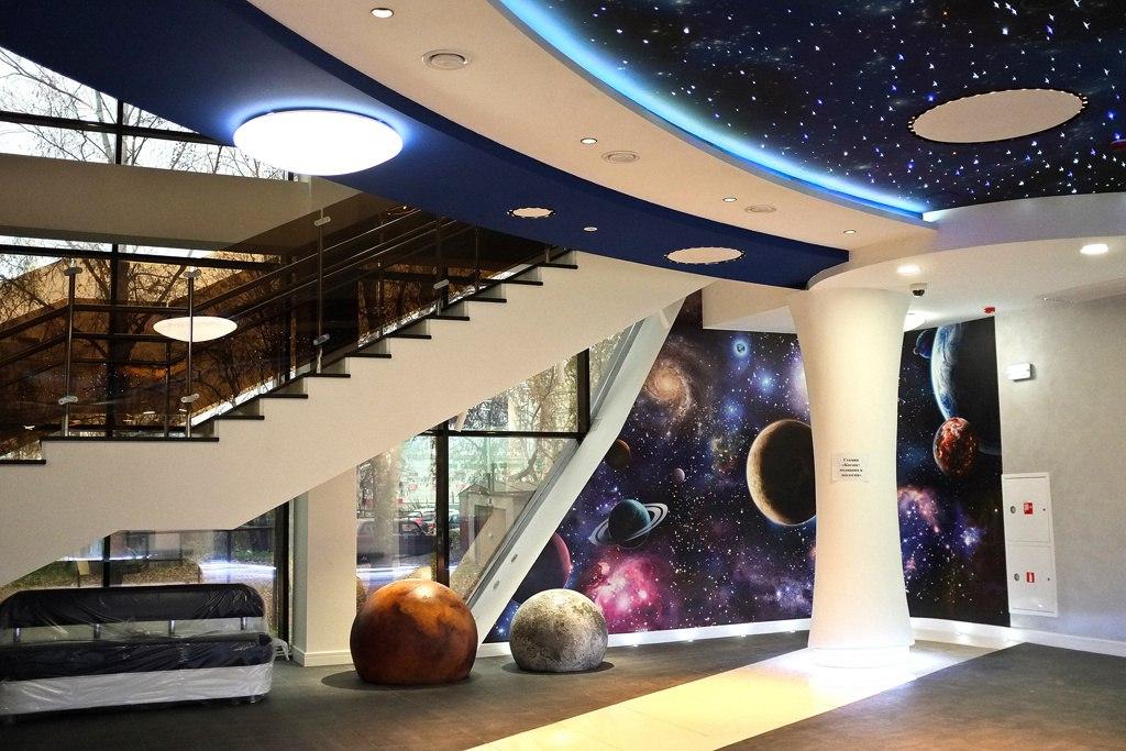 Детский космический центр открылся в Кирове