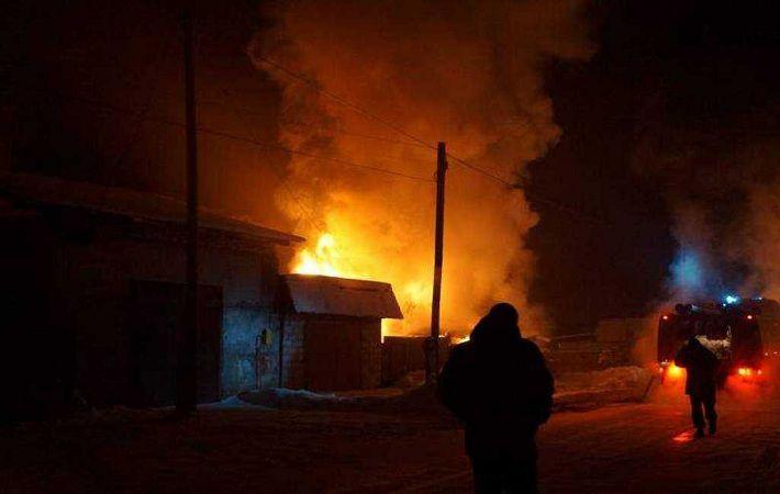 Два ребенка погибли на пожаре в Прикамье