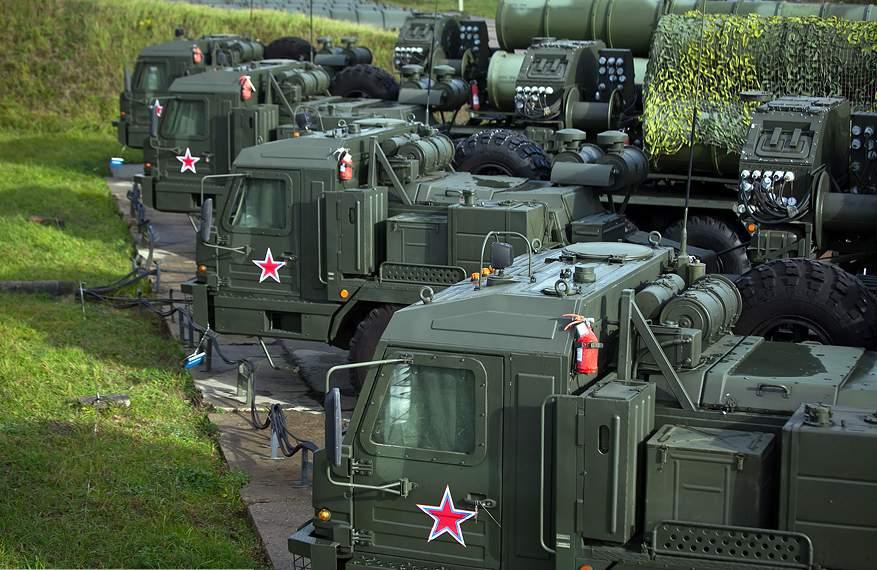 Производство зенитных ракетных систем С-500 и С-400 запущено в Нижнем Новгороде