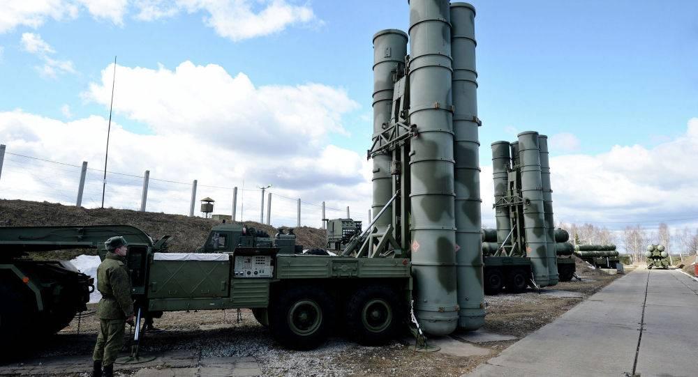 Турция ведет переговоры с Россией о закупке второго полка С-400 «Триумф»