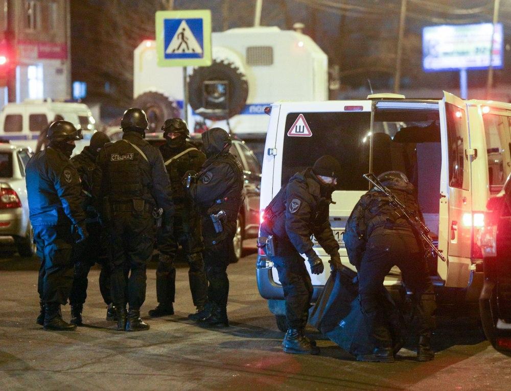 В Казани мужчина открыл огонь из ружья: погиб сотрудник Росгвардии