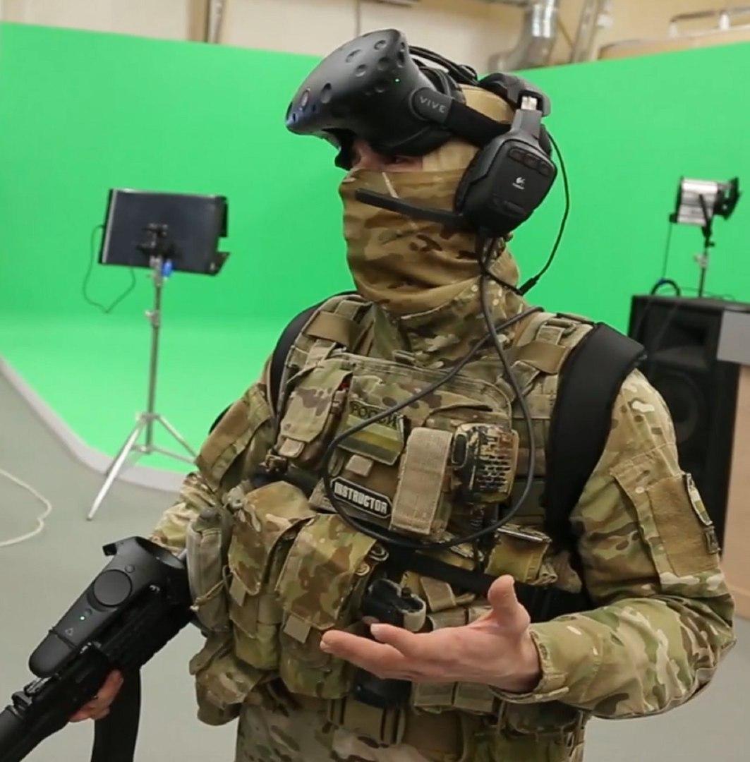 Ученые самарского университета создали виртуальный военный полигон