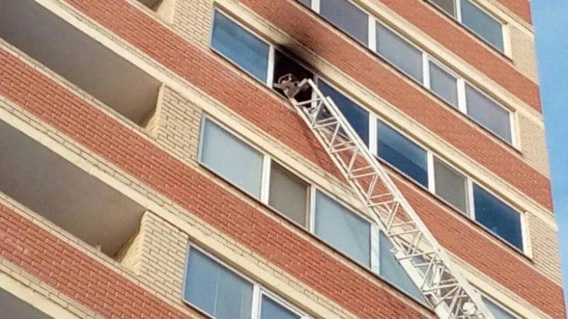 На пожаре в оренбургской многоэтажке погибли четыре человека