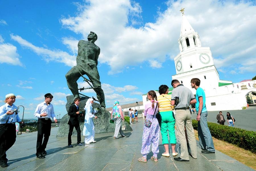 Казань вошла в пятерку самых популярных турнаправлений России