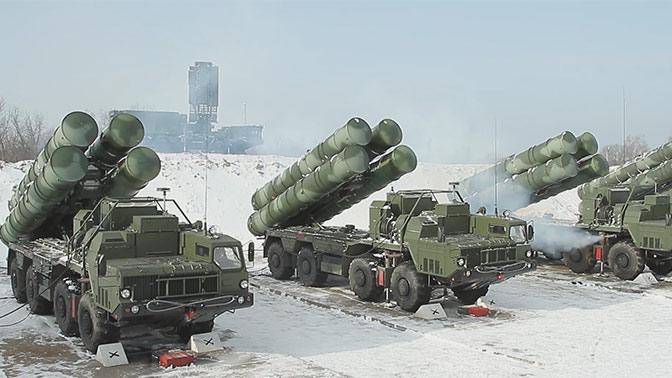 Новейшую систему ПВО С-400 «Триумф» приняли на вооружение зенитчики Дальнего Востока
