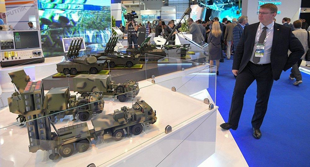 Новейшие средства ПВО представит «Алмаз-Антей» на выставке вооружений в Ереване