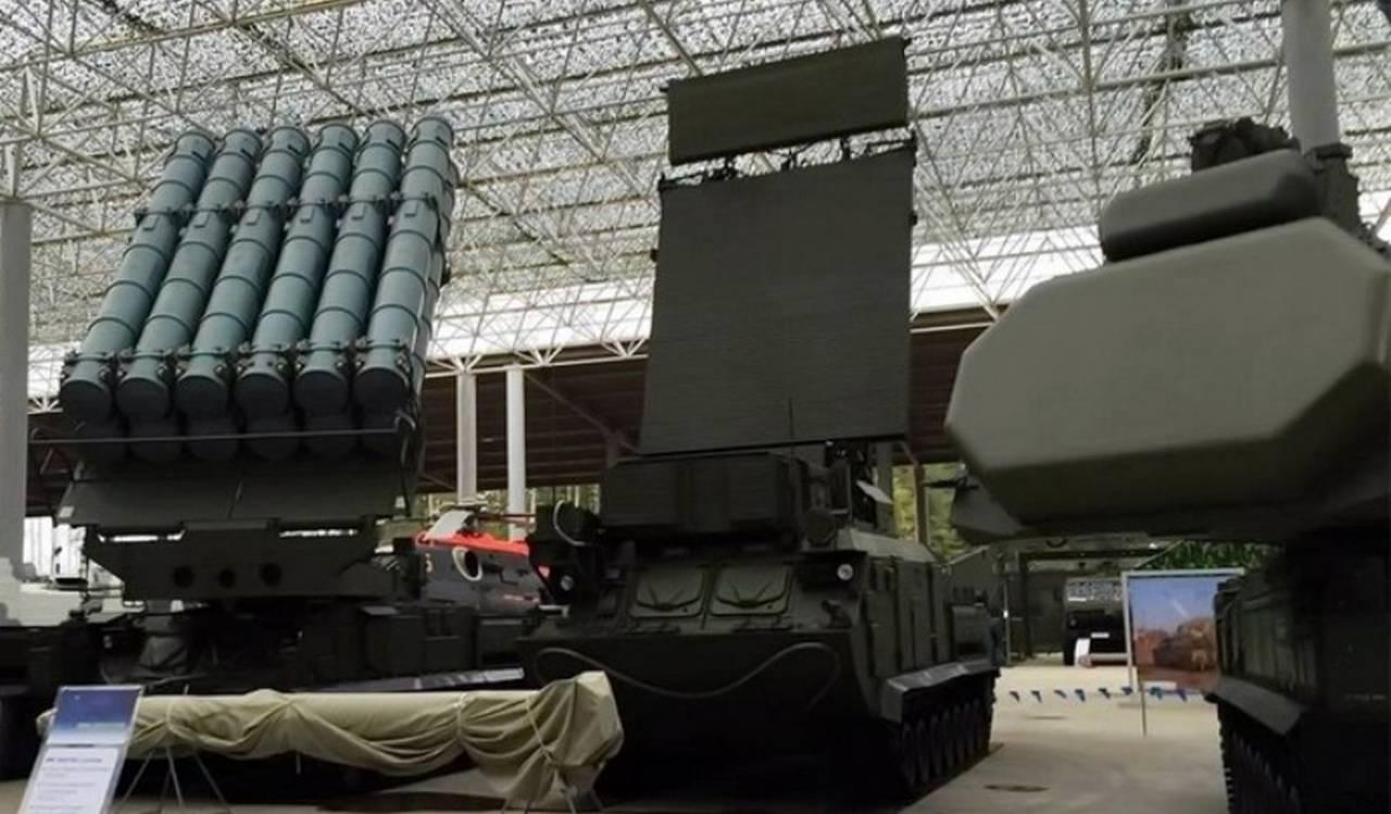 Экспортный вариант ЗРК «Бук-М3» «Викинг» выходит на мировой рынок вооружений