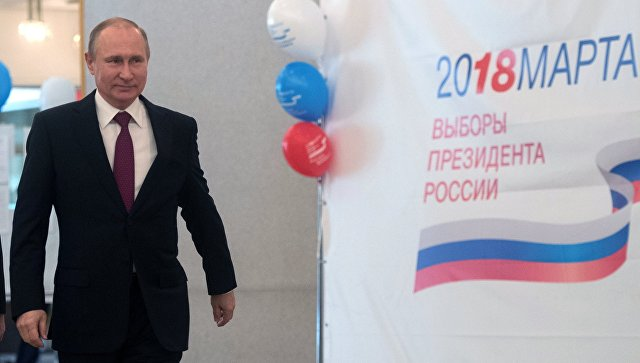 Путин победил в Самарской области, набрав почти 76% голосов избирателей