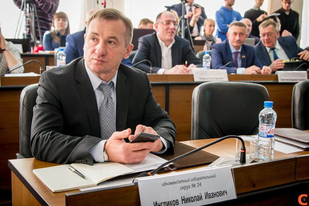 Нижегородский депутат задержан при получении взятки