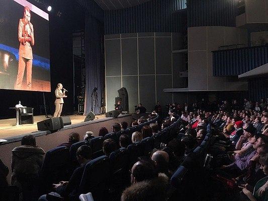 Ксения Собчак заявила в Самаре о своих губернаторских амбициях