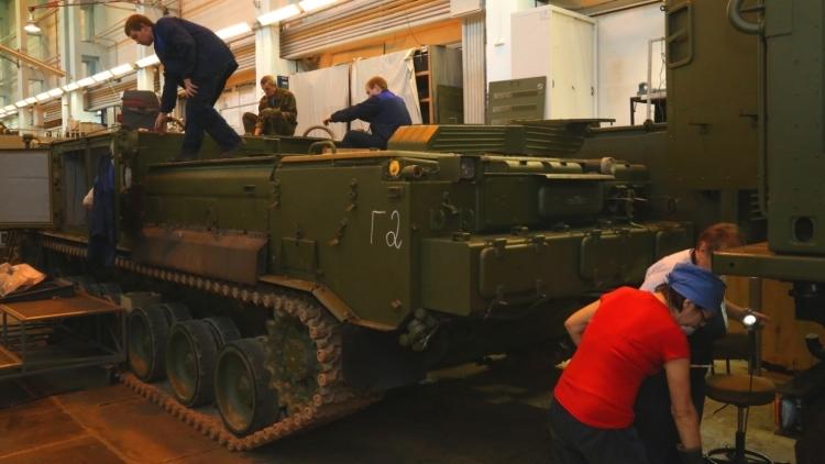 Производитель ЗРК «Тор» вложит в техперевооружение более 3 млрд руб