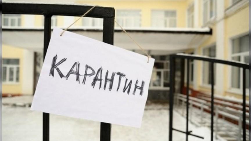 Школы Ульяновской области закрывают на карантин из-за гриппа и ОРВИ