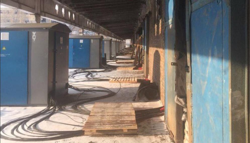 Майнинговую ферму обнаружили на заброшенном заводе в Оренбурге