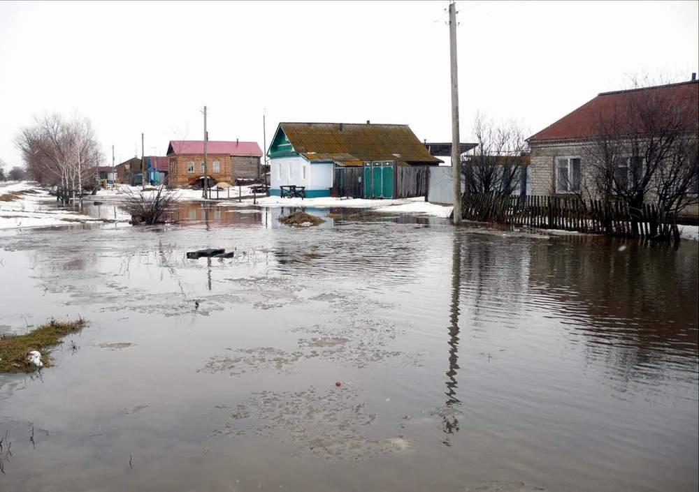 Около 40 приусадебных участков подтоплено в Ульяновске