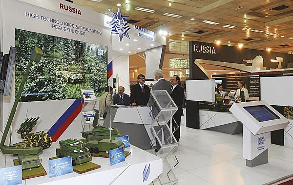 На выставке AIRSHOW CHINA 2018 в Китае представят передовые российские средства ПВО