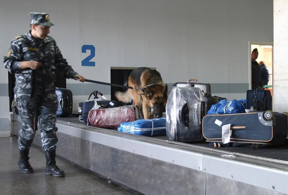 Аэропорты Поволжья вводят запрет на перевозку оружия на время ЧМ-2018