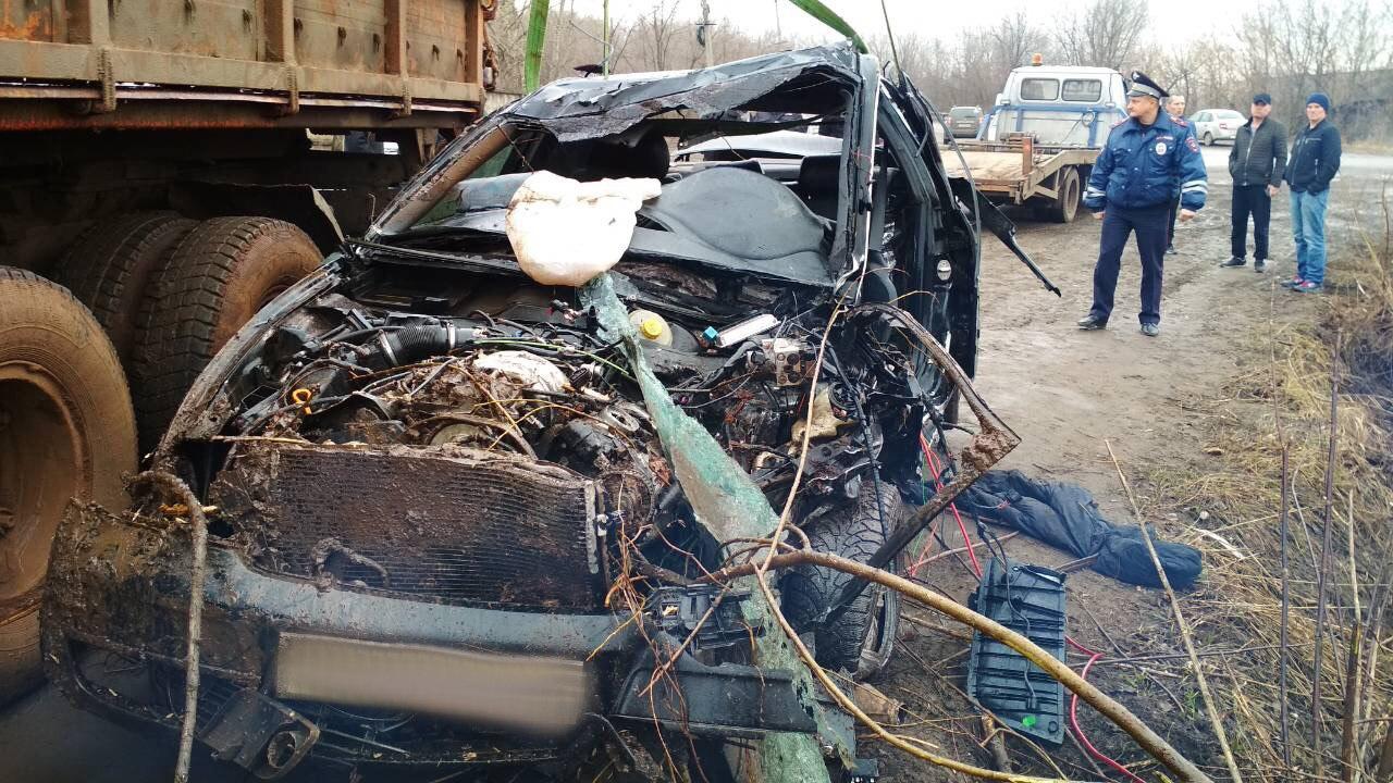 В Удмуртии в смертельном ДТП погибли четыре человека