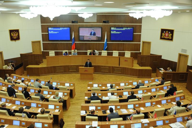 Свердловские депутаты отменили выборы мэра Екатеринбурга