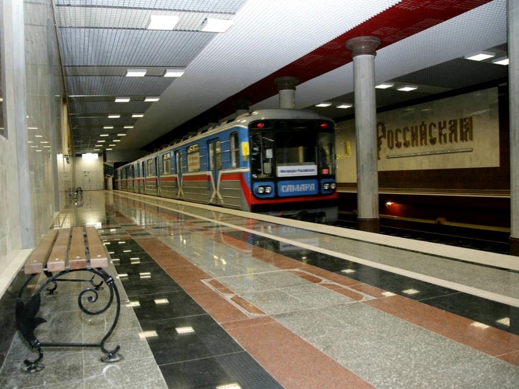 Стоимость строительства новой станции метро в Самаре оценили в 6 млрд руб