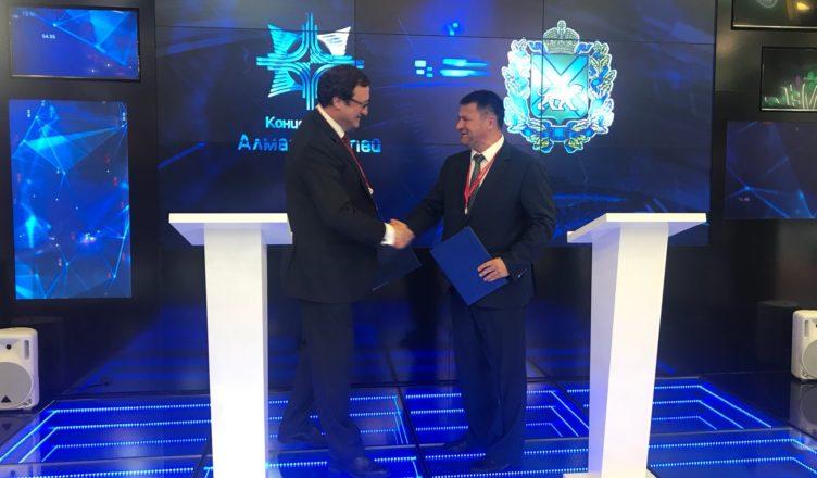 «Алмаз-Антей» и Приморье договорились о сотрудничестве в выпуске гражданской продукции