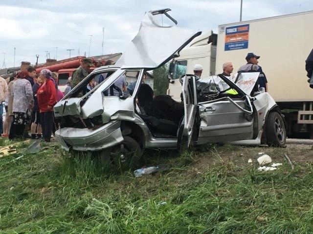 Три человека стали жертвами ДТП в Ульяновской области