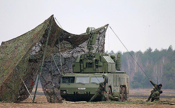 Эксперт: Российский «Тор» прикроет армянскую пехоту и «Искандеры»