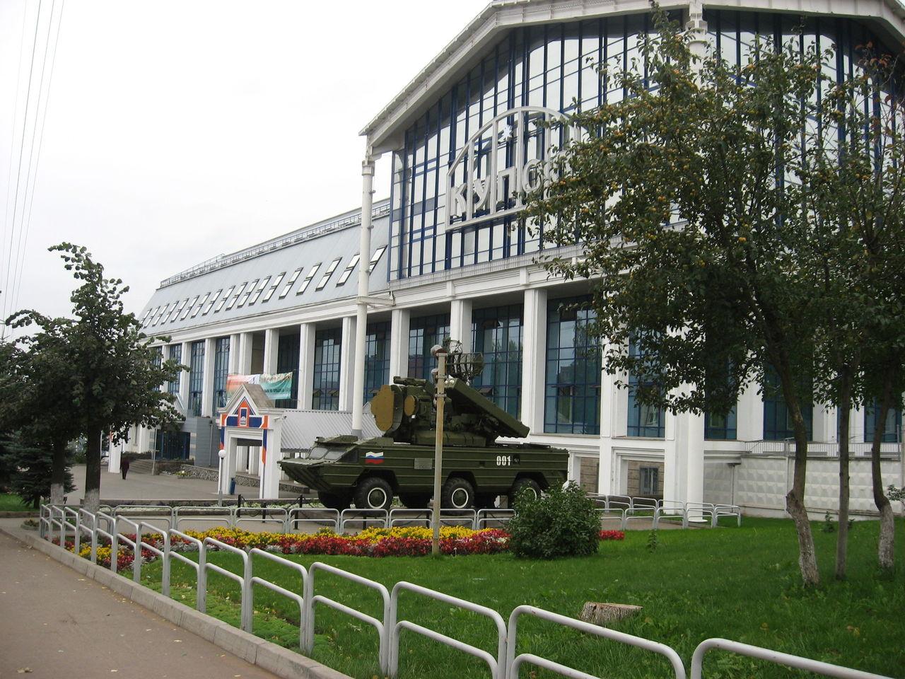 Ижевский «Купол» развивает партнерские отношения с Нахимовским военно-морским училищем