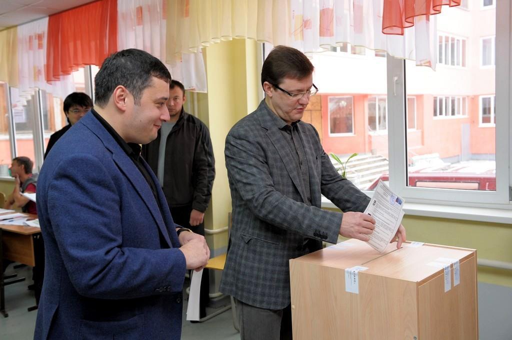 Досрочные выборы губернатора Самарской области пройдут 9 сентября