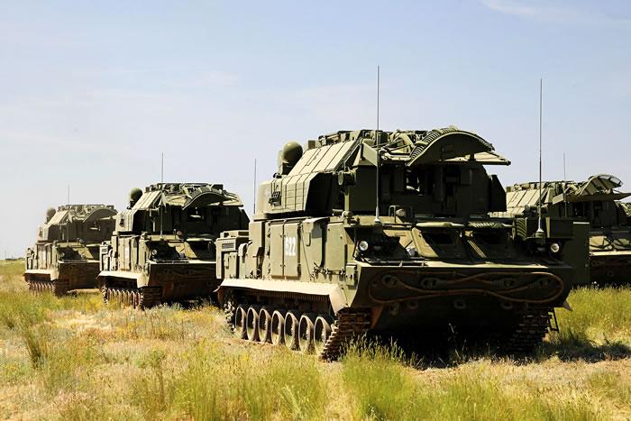 Системы С-400 и комплексы «Тор» прикроют Петербург на время мундиаля