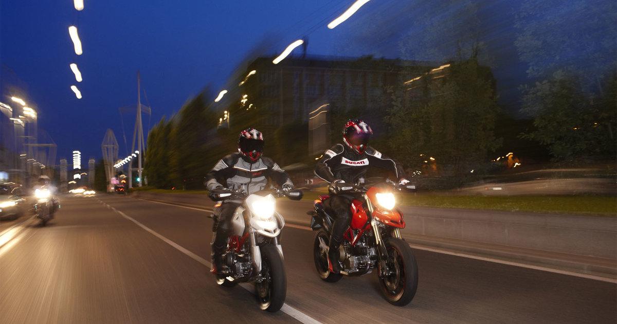 Саратовским мотоциклистам запретили ночной въезд в центр города