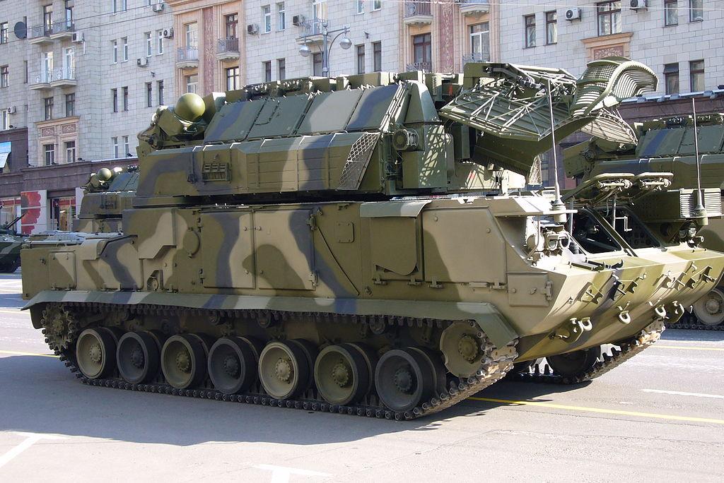 Зенитный комплекс «Тор-М2» — боевой уникум, не имеющий аналогов