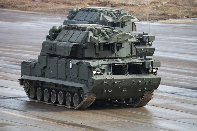 Ижевские «Торы» впервые применили для отражения воздушных атак террористов в Сирии