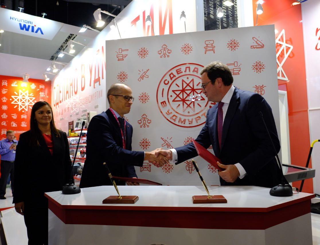 «Алмаз-Антей» расширит производство гражданской продукции в Удмуртии