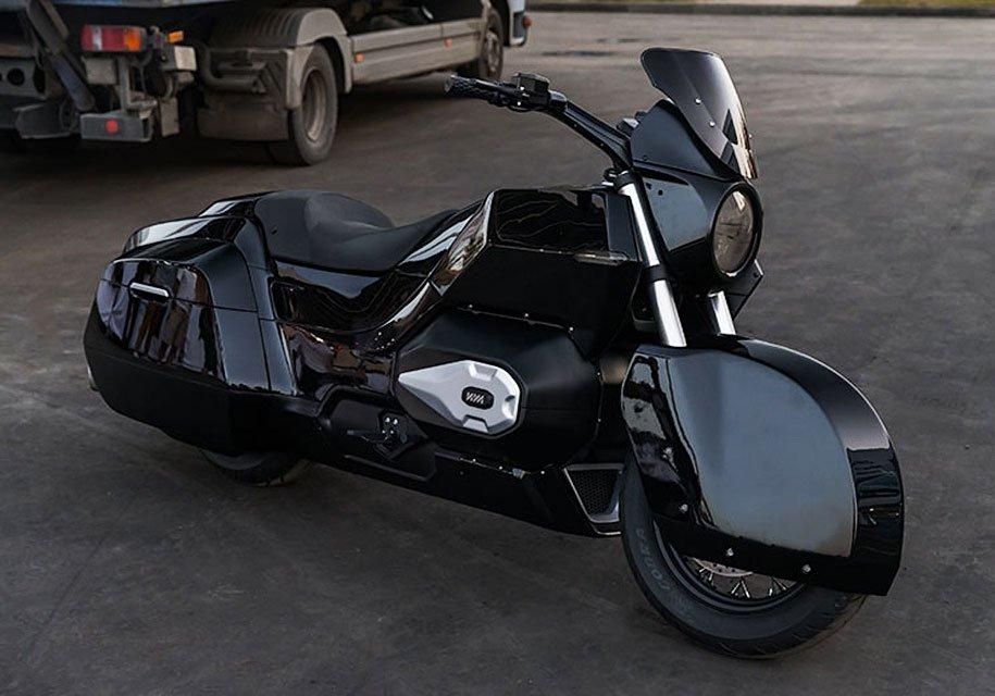 Мотоцикл проекта «Кортеж» поступит в продажу под брендом «Иж»