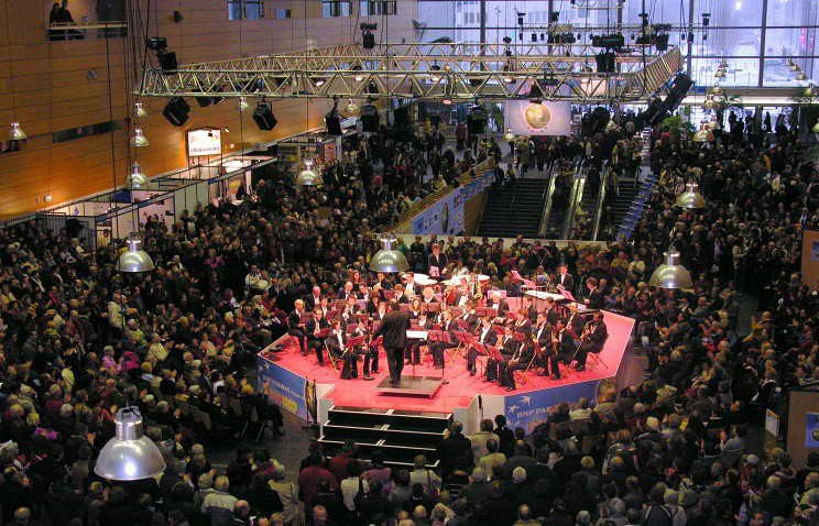 Более 600 музыкантов выступят на фестивале «Безумные дни» в Екатеринбурге