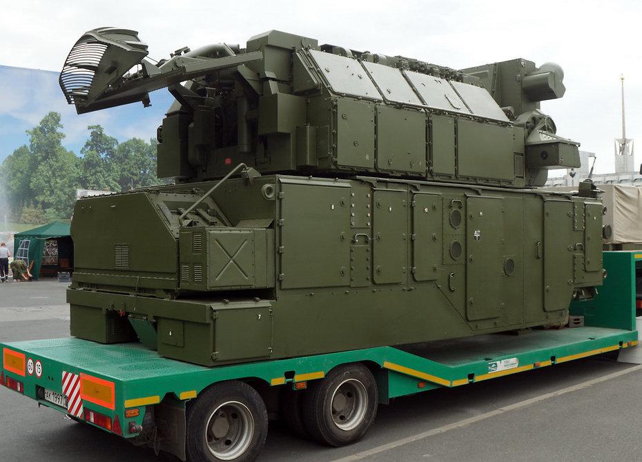 ИЭМЗ «Купол» провел типовые испытания боевого модуля «Тор-М2КМ»