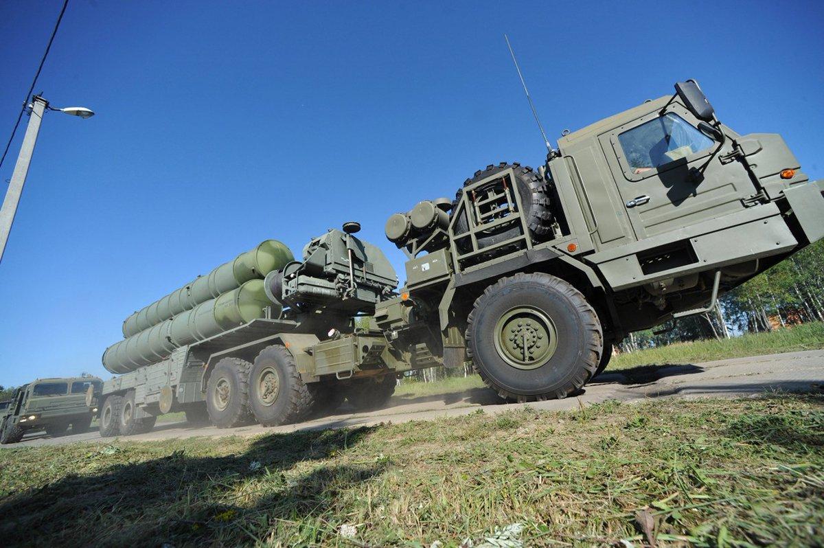 Россия исполнит контракт по поставке Турции ЗРС С-400 «Триумф» в установленный срок