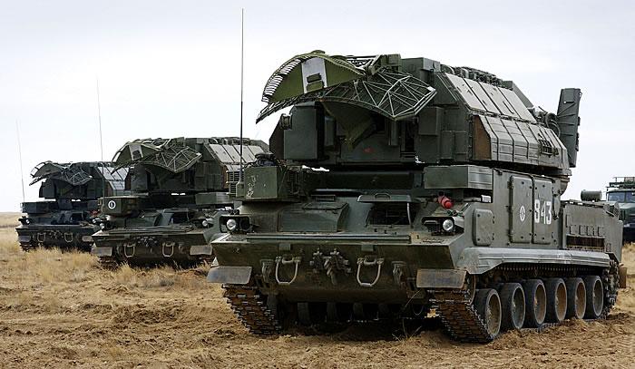 Новейшие зенитные комплексы «Тор-М2» получили мотострелки в Северной Осетии