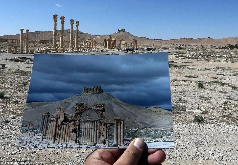 Уральские специалисты займутся восстановлением музейного комплекса в Пальмире