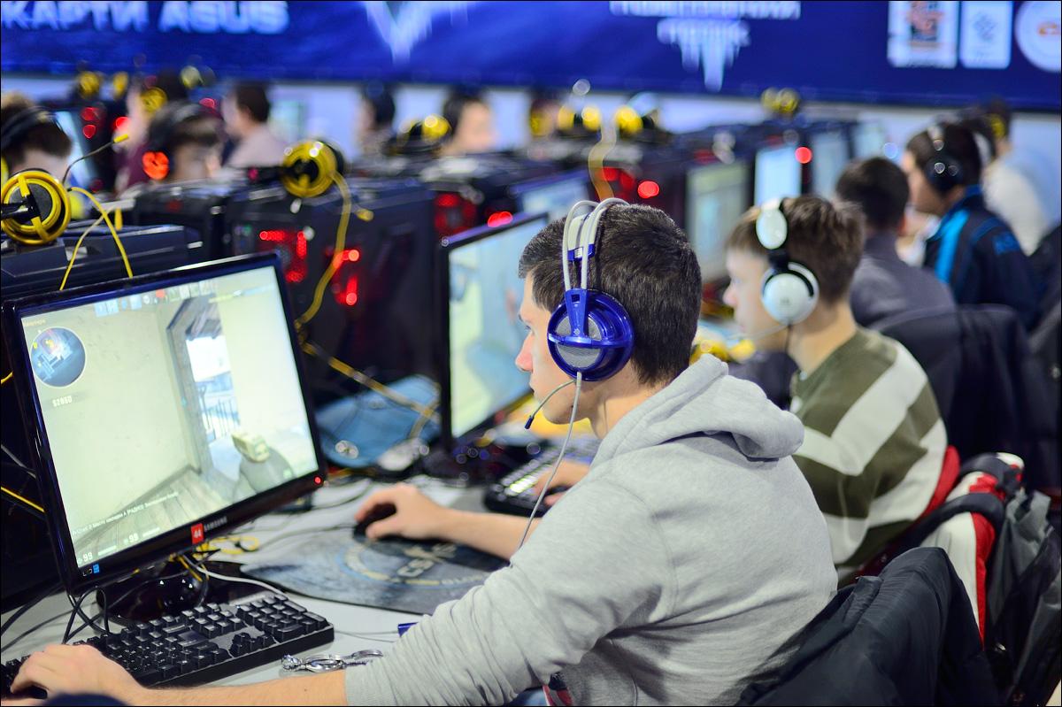 Соревнование киберспортсменов пройдет в рамках IT-недели в Тюмени