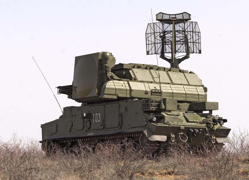 Высочайшее мастерство показали подразделения ПВО на учениях «Восток-2018»